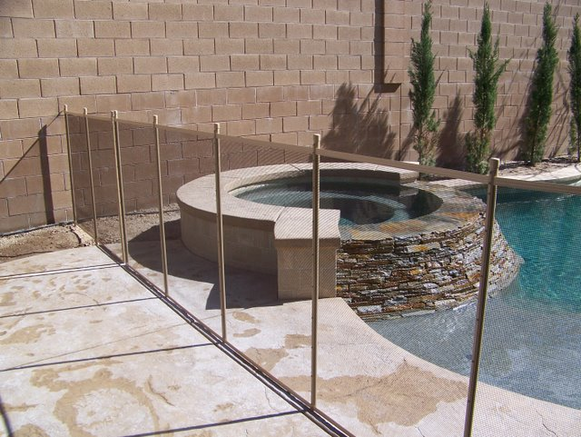 average cost of removable pool fence safety guard reviews fences and gates