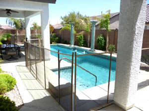 Pool Fence Las Vegas from Pool Guard of Nevada